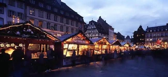 Mercatini di Strasburgo - Alsazia, Francia
