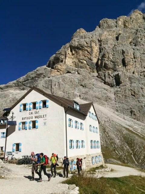 Rifugio Vajolet - Dolomiti, Trentino