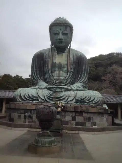Kotoku-in - Kamakura, Giappone