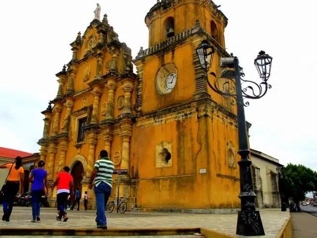Chiesa della Riconciliazione  - León, Nicaragua