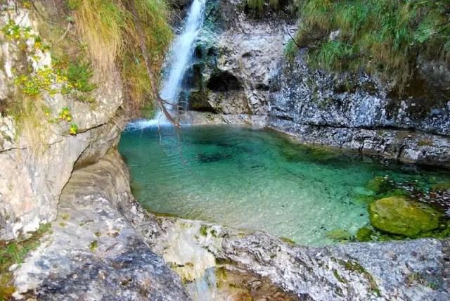 Terre del Piave - Parco Nazionale delle Dolomiti