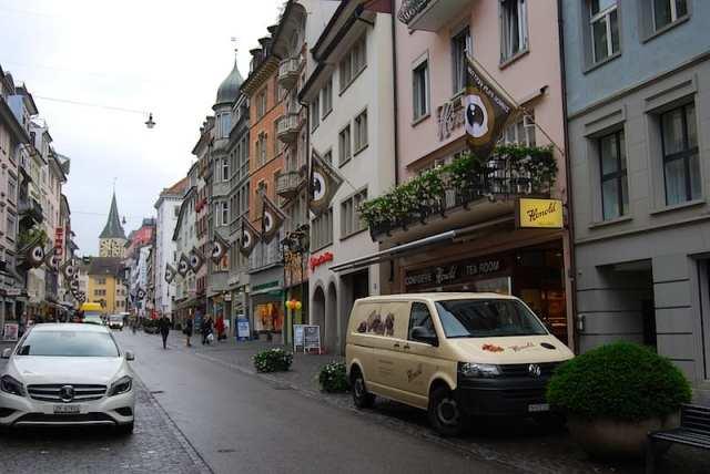 Honold, confiserie - Zurigo, Svizzera