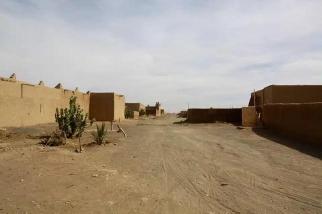 Deserto del Sahara - Merzouga, Marocco