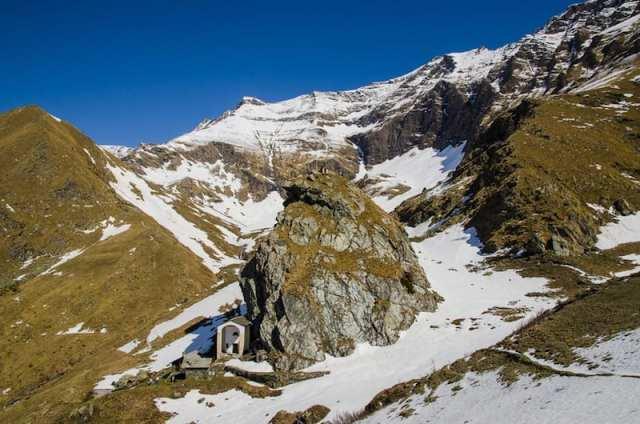 Santuario di San Besso - Piemonte