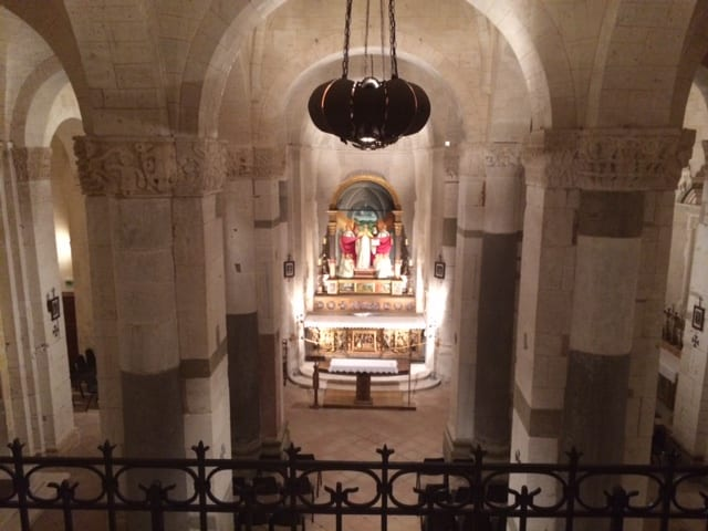 Abbazia di Santa Croce - Sassoferrato, Marche, Italia