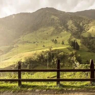 7MML Around the World 2014-2015 - Cocora, Colombia