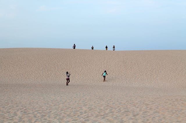 Dune di Corralejo - Fuerteventura, Canarie, Spagna