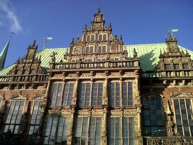 Municipio - Brema, Germania