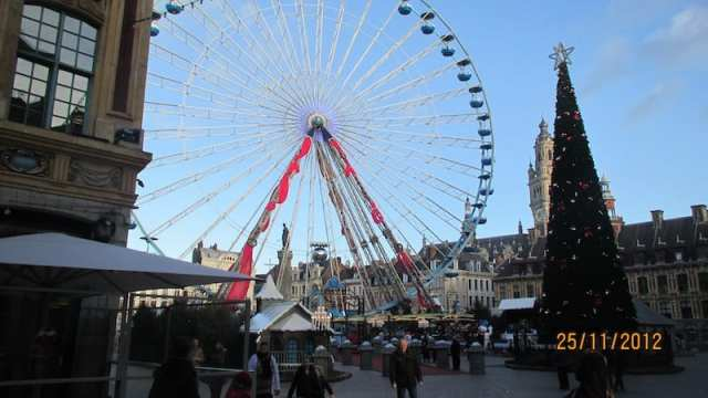 Grand Place - Lilla, Francia