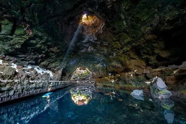 Jameos del Agua - Lanzarote, Canarie, Spagna