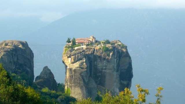 Meteore, Grecia