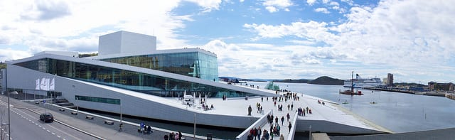 Norske Opera - Oslo, Norvegia