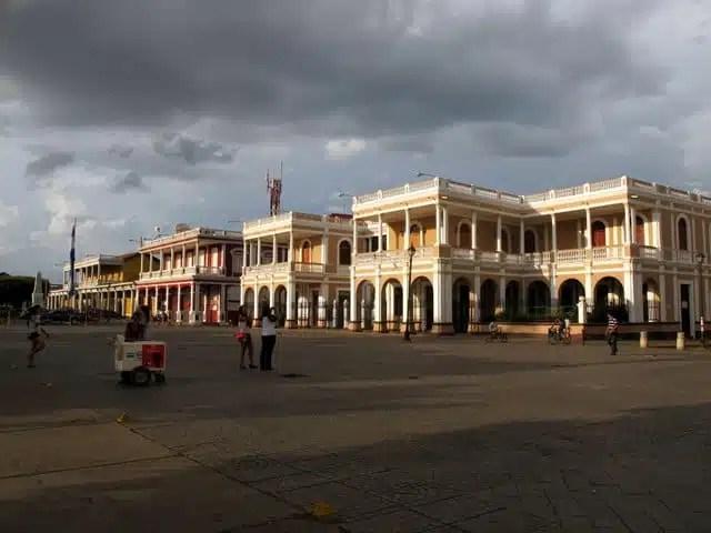 Parco Centrale - Granada, Nicaragua