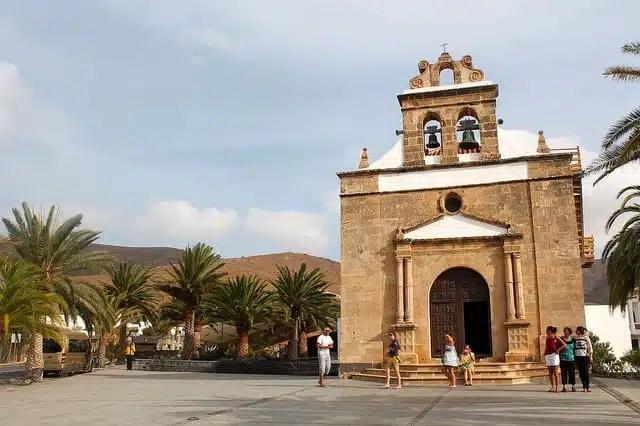Virgen de la Peña - Fuerteventura, Canarie, Spagna