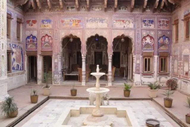 Haveli Nadine Prince - Fatehpur, Rajastan, India