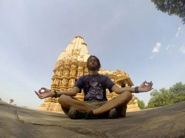In viaggio con il diabete - meditazione