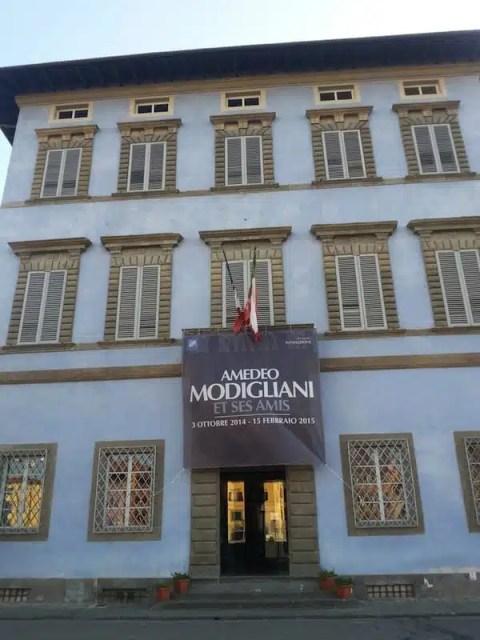 Amedeo Modigliani et ses amis - Pisa, Italia