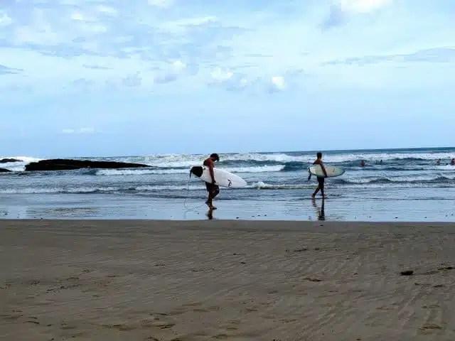 Playa Maderas - San Juan del Sur, Nicaragua