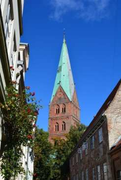 Chiesa di St. Aegidien - Lubecca, Germania