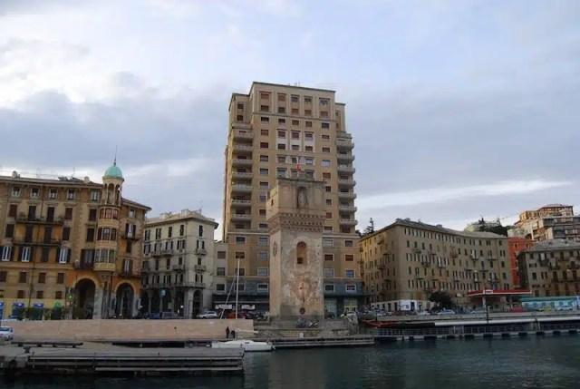 Savona, Liguria, Italia