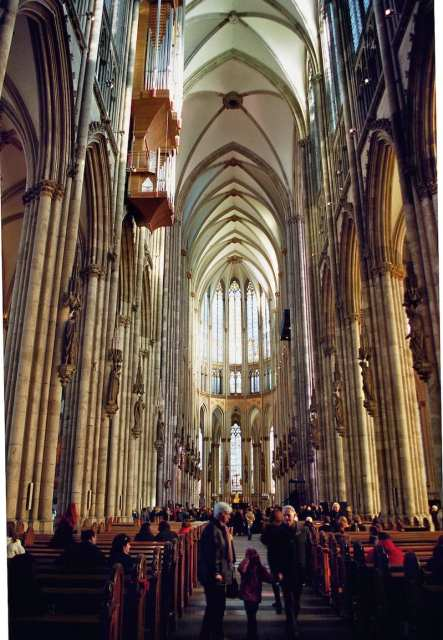 Duomo - Colonia, Germania