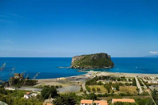 Isola di Dino - Calabria, Italia