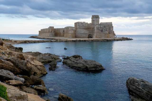 Le Castella - Calabria, Italia