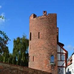 Casa a mezza torre - Lubecca, Germania