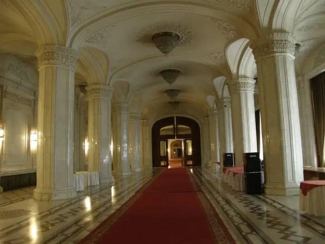 Palazzo del Parlamento - Bucarest, Romania