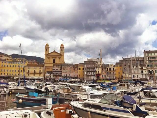 Bastia, Corsica, Francia