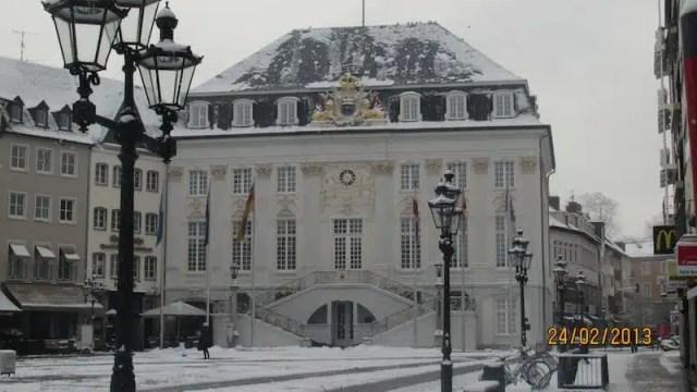 Altes Rathaus - Bonn, Germania
