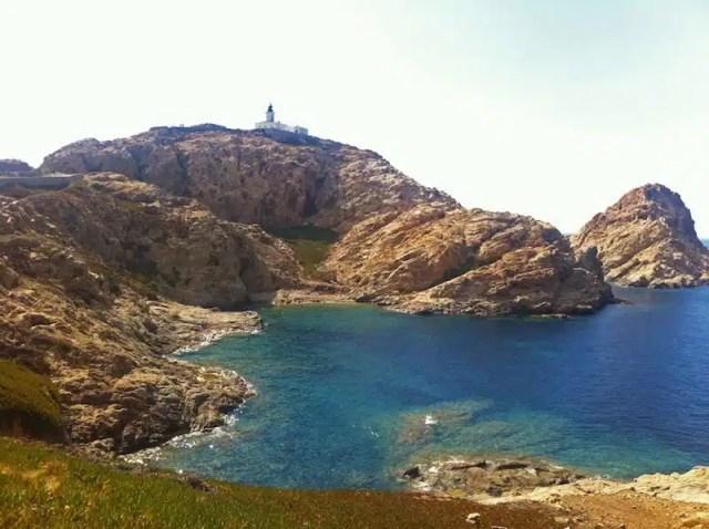 Ile Rousse - Corsica, Francia