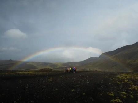 Laugavegur, Islanda