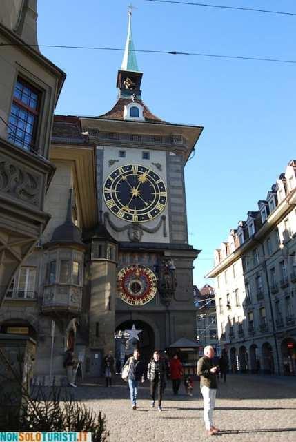 Zytglogge - Berna, Svizzera