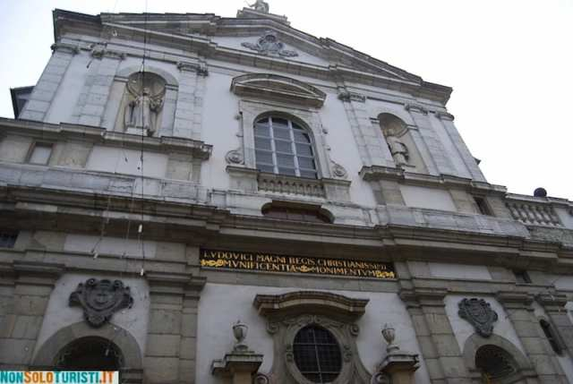 Chiesa dei Gesuiti - Soletta, Svizzera