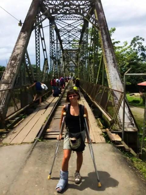 Frontiera Costa Rica - Panamá