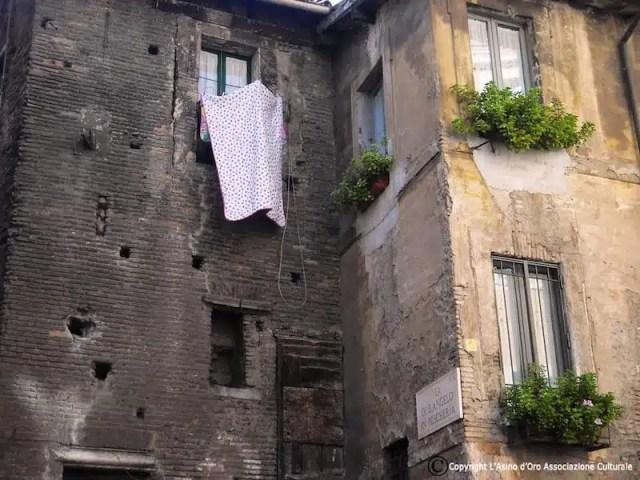 Ghetto ebraico - Roma, Italia