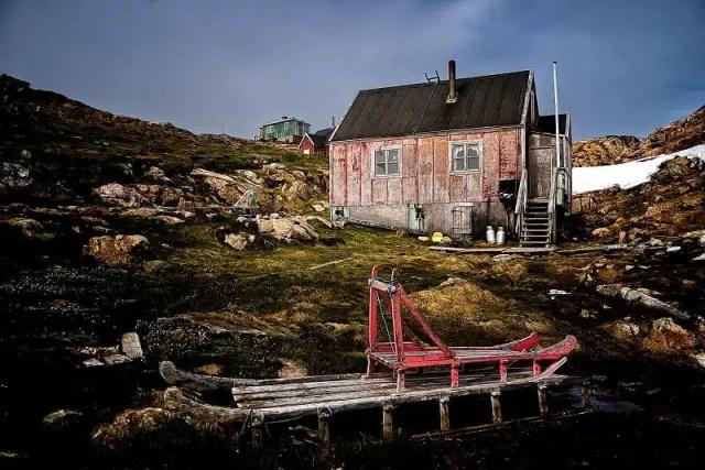 Ikateq - Groenlandia, Danimarca