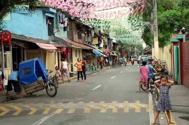 Intramuros - Manila, Filippine