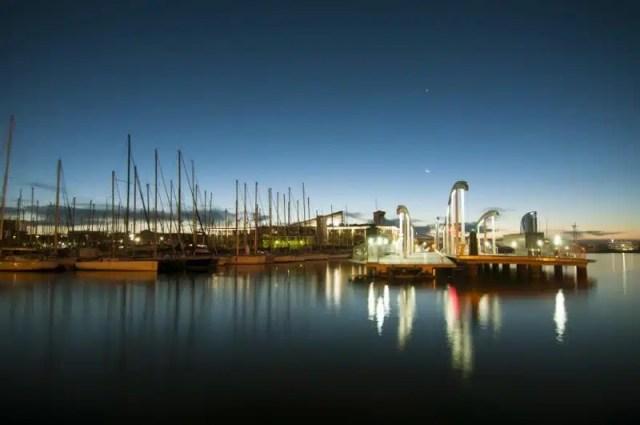 Marina di Barcellona