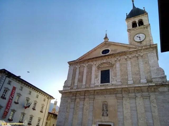 Riva del Garda -  Il Duomo