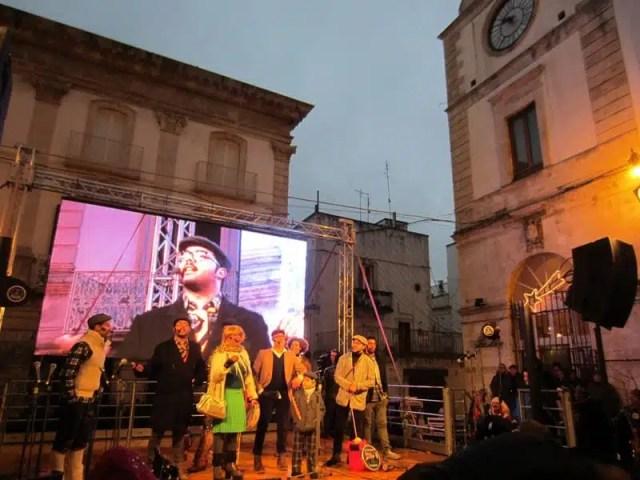 Propagginanti - Carnevale di Putignano, Italia