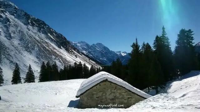 Moesano: Alpe di Pian Doss