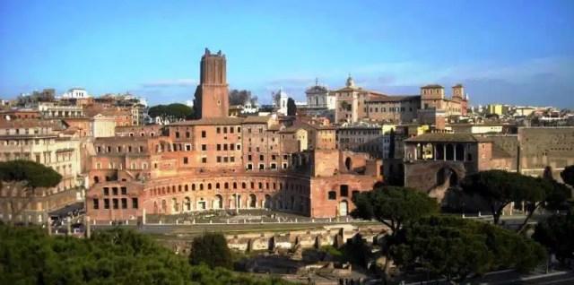 Mercati di Traiano - Roma, Italia