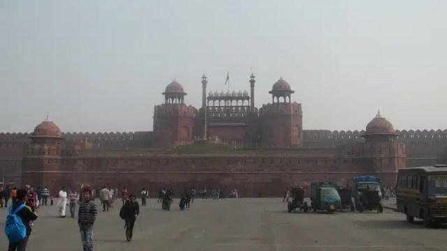 Forte Rosso - Nuova Delhi, India