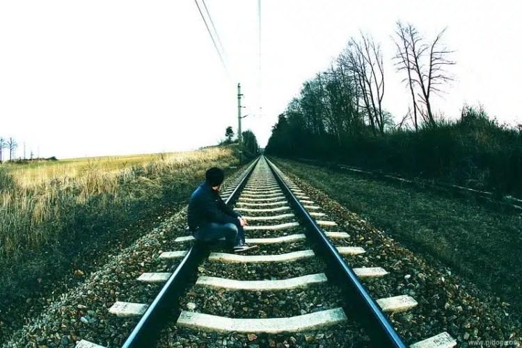 Aspettando il treno (Foto C_MC_FL )