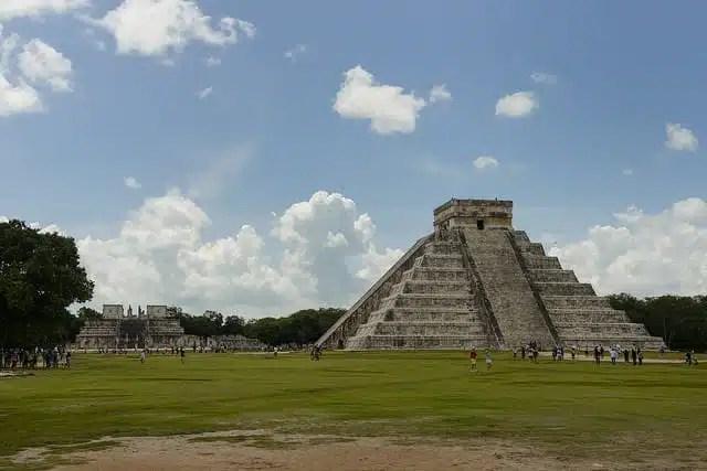 Chichén Itzá, Messico