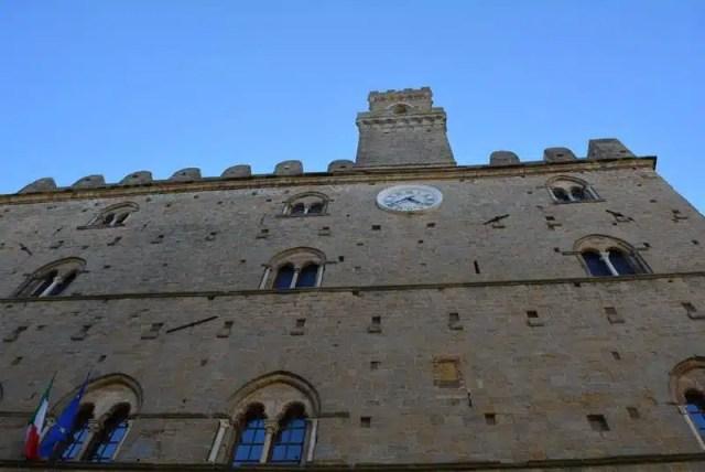 Palazzo dei Priori - Volterra, Toscana