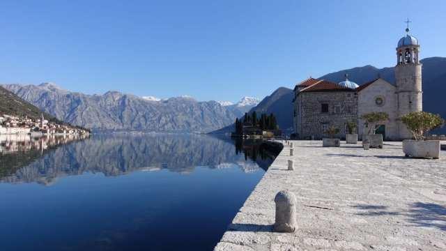 Chiesa della Madonna dello Scarpello, Perast, Montenegro