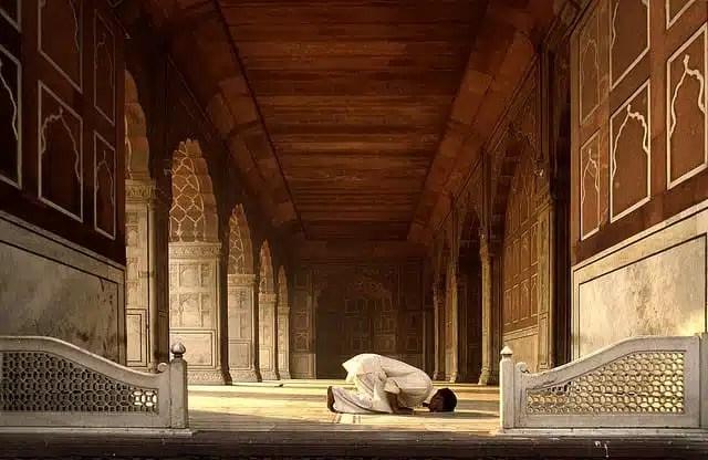 Preghiera, Islam